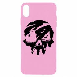 Чохол для iPhone Xs Max Sea of Thieves skull