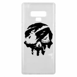Чохол для Samsung Note 9 Sea of Thieves skull