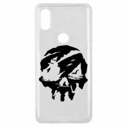 Чехол для Xiaomi Mi Mix 3 Sea of Thieves skull