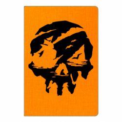 Блокнот А5 Sea of Thieves skull