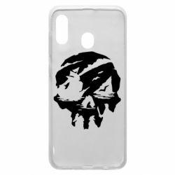 Чохол для Samsung A30 Sea of Thieves skull