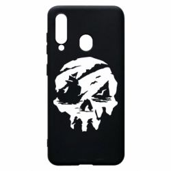 Чохол для Samsung A60 Sea of Thieves skull
