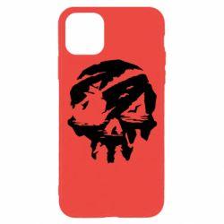 Чохол для iPhone 11 Pro Sea of Thieves skull