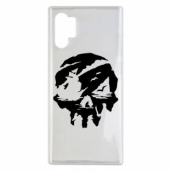 Чохол для Samsung Note 10 Plus Sea of Thieves skull