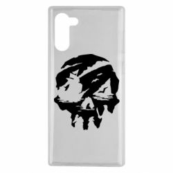 Чохол для Samsung Note 10 Sea of Thieves skull