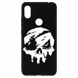 Чехол для Xiaomi Redmi S2 Sea of Thieves skull
