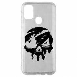 Чохол для Samsung M30s Sea of Thieves skull
