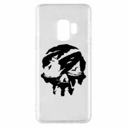 Чохол для Samsung S9 Sea of Thieves skull
