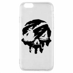 Чохол для iPhone 6/6S Sea of Thieves skull