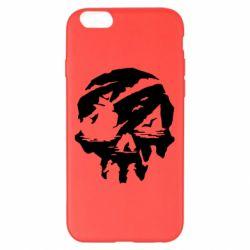 Чохол для iPhone 6 Plus/6S Plus Sea of Thieves skull