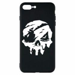 Чохол для iPhone 8 Plus Sea of Thieves skull
