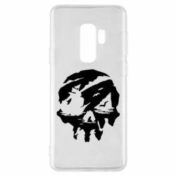 Чохол для Samsung S9+ Sea of Thieves skull