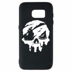 Чохол для Samsung S7 Sea of Thieves skull
