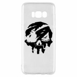 Чохол для Samsung S8 Sea of Thieves skull