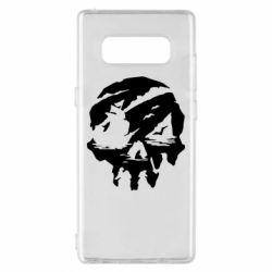 Чохол для Samsung Note 8 Sea of Thieves skull
