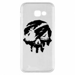 Чохол для Samsung A5 2017 Sea of Thieves skull