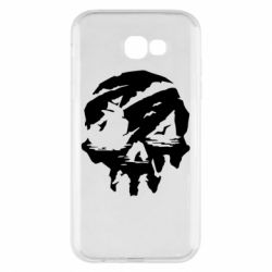 Чохол для Samsung A7 2017 Sea of Thieves skull