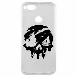 Чохол для Xiaomi Mi A1 Sea of Thieves skull