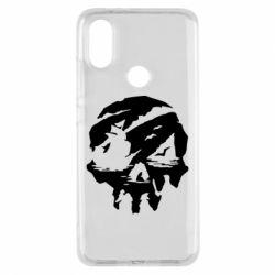 Чохол для Xiaomi Mi A2 Sea of Thieves skull