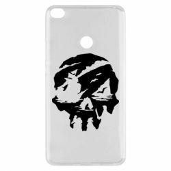 Чехол для Xiaomi Mi Max 2 Sea of Thieves skull