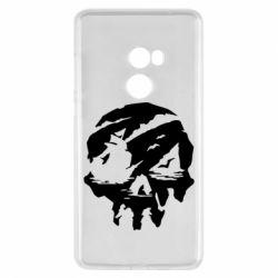 Чехол для Xiaomi Mi Mix 2 Sea of Thieves skull