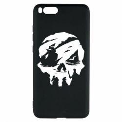 Чехол для Xiaomi Mi Note 3 Sea of Thieves skull