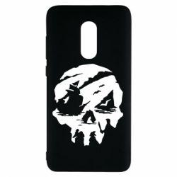 Чехол для Xiaomi Redmi Note 4 Sea of Thieves skull