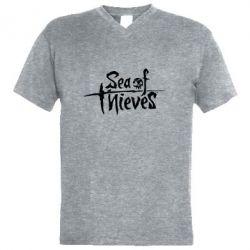 Чоловіча футболка з V-подібним вирізом Sea of Thieves