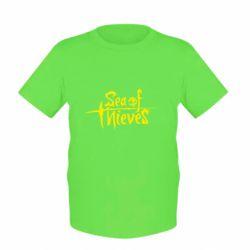 Дитяча футболка Sea of Thieves