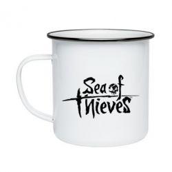 Кружка емальована Sea of Thieves