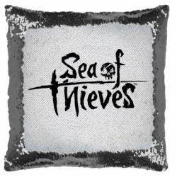 Подушка-хамелеон Sea of Thieves