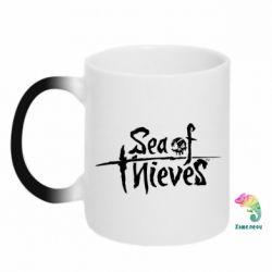 Кружка-хамелеон Sea of Thieves