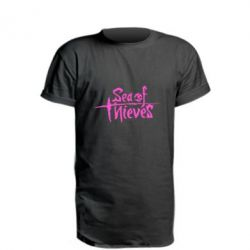 Подовжена футболка Sea of Thieves