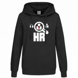 Женская толстовка Search HR