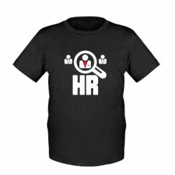 Детская футболка Search HR
