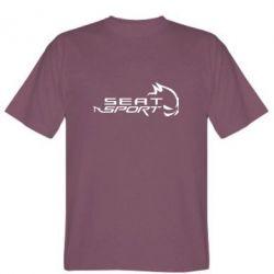 Мужская футболка SEAT SPORT