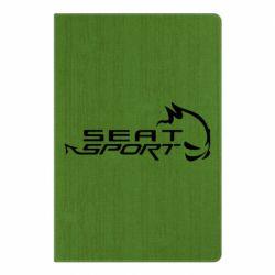 Блокнот А5 SEAT SPORT