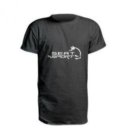 Удлиненная футболка SEAT SPORT