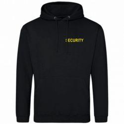 Мужская толстовка Security - FatLine