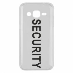 Чехол для Samsung J2 2015 Security