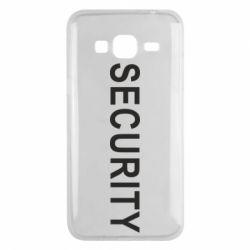 Чехол для Samsung J3 2016 Security