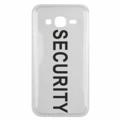 Чехол для Samsung J5 2015 Security