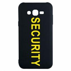 Чехол для Samsung J7 2015 Security