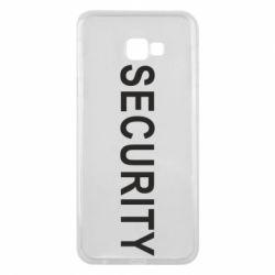Чехол для Samsung J4 Plus 2018 Security