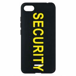 Чехол для Xiaomi Redmi 6A Security - FatLine