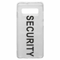 Чехол для Samsung S10+ Security