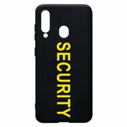 Чехол для Samsung A60 Security
