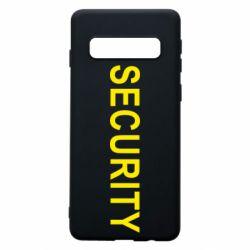 Чехол для Samsung S10 Security