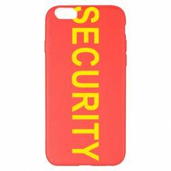 Чехол для iPhone 6 Plus/6S Plus Security