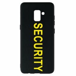 Чехол для Samsung A8+ 2018 Security